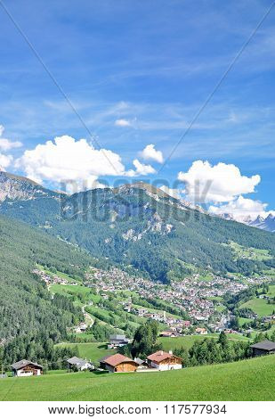 Ortisei,Gardena Valley,South Tirol,Italy