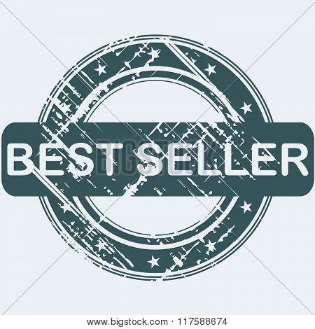 Best Seller Grunge Rubber Stamp