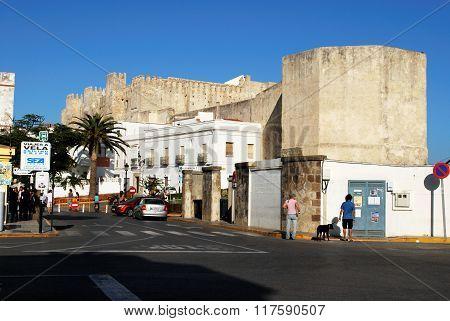 Tarifa Castle.