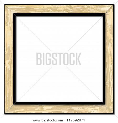 Light Wood Picture Frame