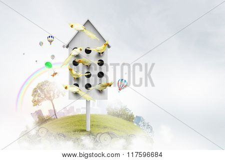 Apartments for friendly living