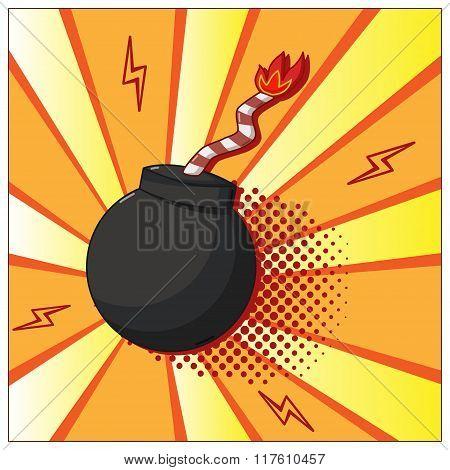 Pop Art Bomb