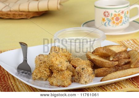 Fish Nugget Meal