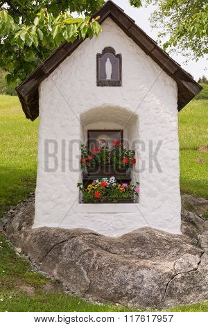 Wayside Chapel Built On A Stone