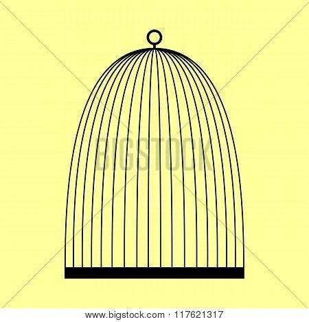 Bird cage sign
