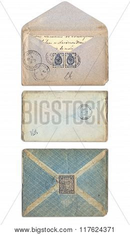 Collection Of Various Envelopes