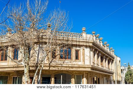 Building In The City Centre Of Isfahan, Iran