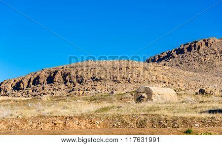 Desert Near Persepolis - Fars Province, Iran