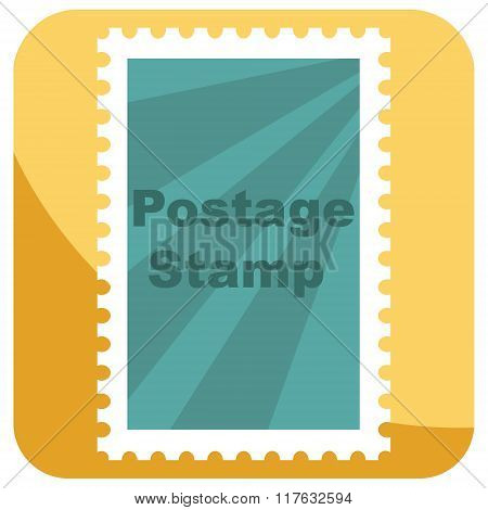 picture postage stamp