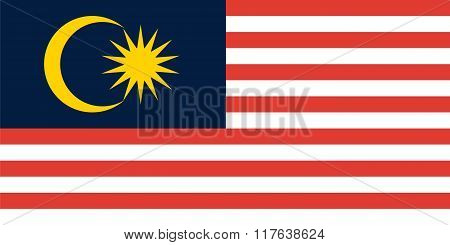 Standard Proportions For Malaysia Flag