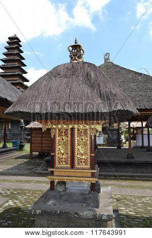 Religious Temple in Bali Island