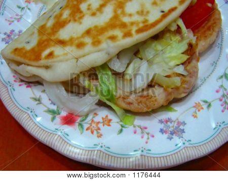 Healthy Food Kebab