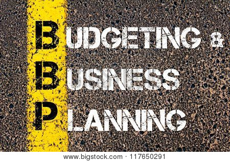 Business Acronym Bbp
