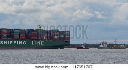 CSCL Indian Ocean