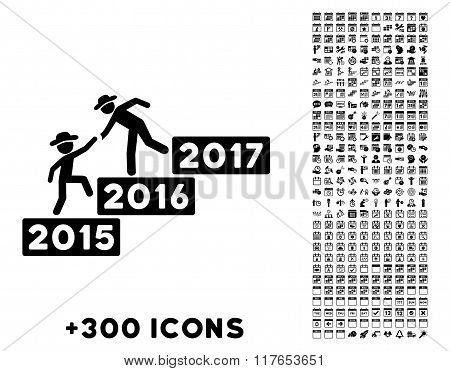 Annual Human Figure Help Icon
