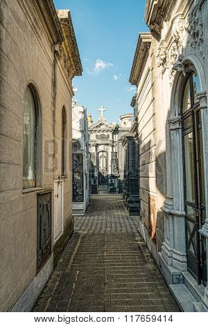 Recoleta Cemetry