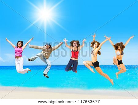 On a Sunny Day Active Girls