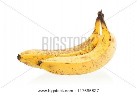 Bunch Of Over Ripe Bananas