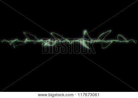 Abstract Green Amplitude