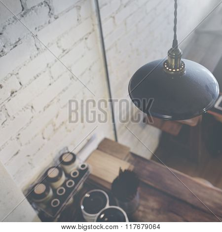 Coffee Shop Cafe Restaurant Decoration Interior Design Concept
