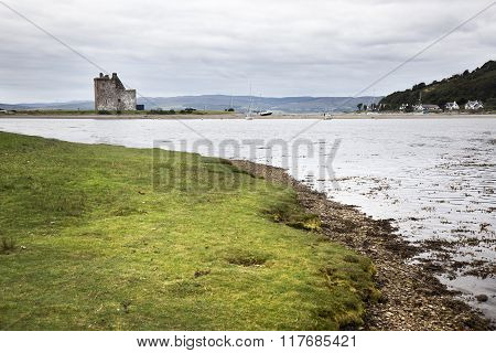 Lochranza Castle, Scotland