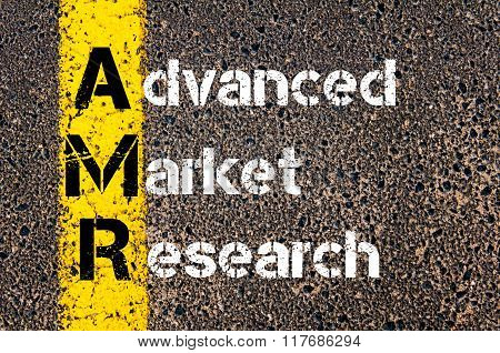 Business Acronym Amr Advanced Market Research