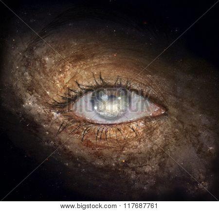 Galactic Eye