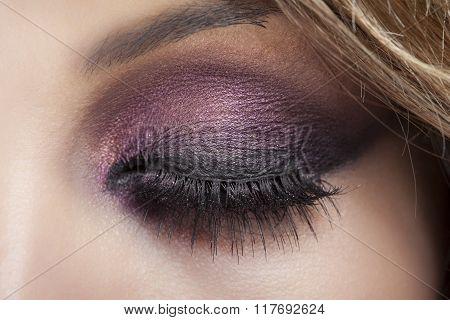 Eye Fashion Make-up