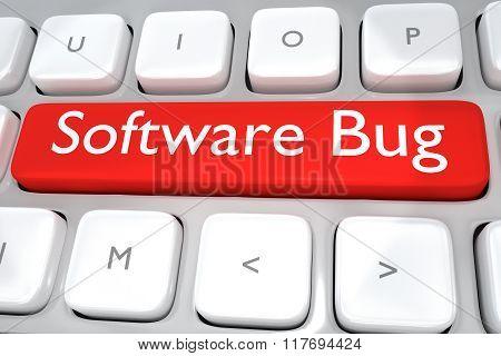 Software Bug Concept