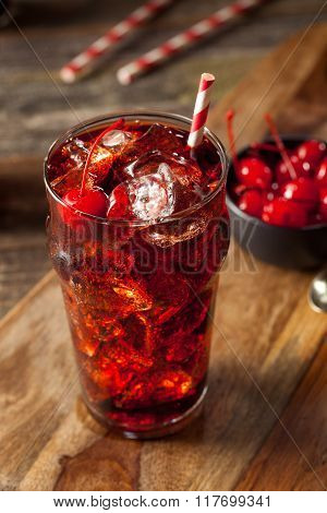 Sweet Refreshing Cherry Cola
