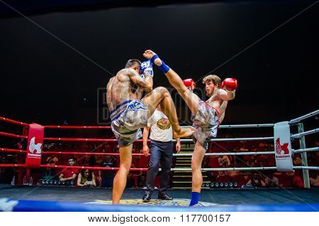 Krudam Fight #4 On Muaythai Day