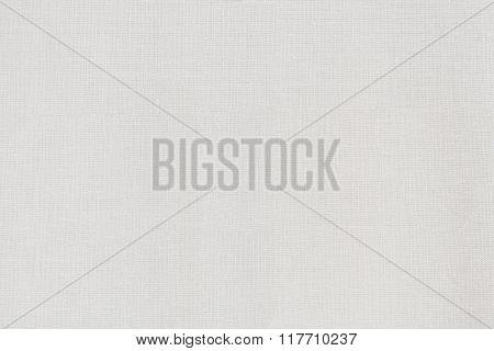 Woven white warp background