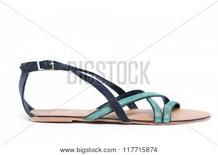 shoes isolated on white
