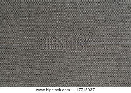 Woven grey warp background