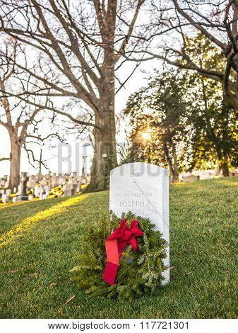 In Memory Grave