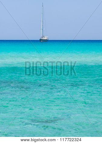 Sailing Formentera Waters