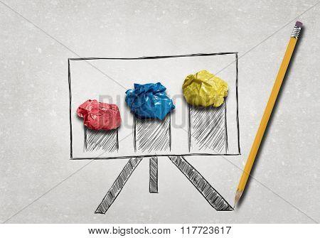 In search of creative idea
