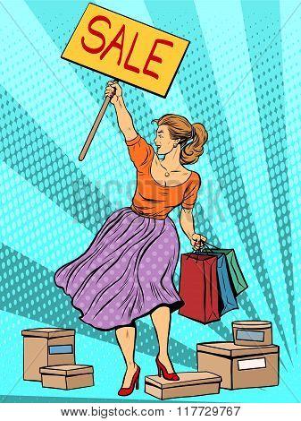 Discount woman sale