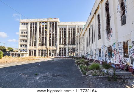 Vacant and Neglected