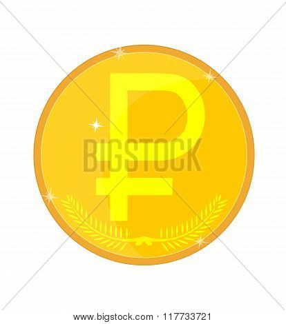 Russian Gold Coin