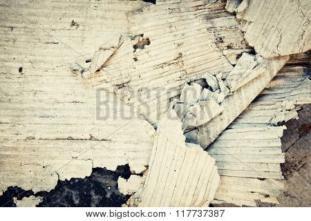 vintage shabby paper background