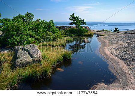Mountain Summit Pond