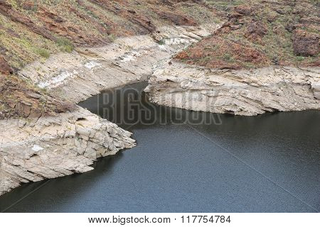 Low Level Water Reservoir