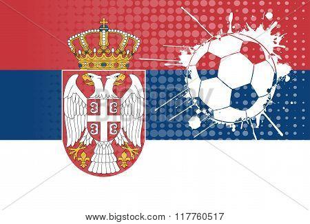 Serbian football