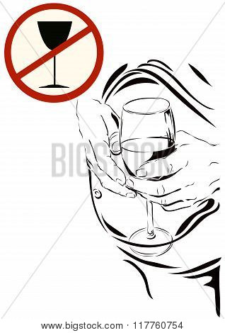 Alcohol Harm To Your Unborn Child