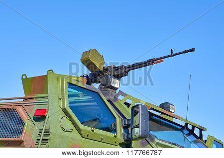 One Machine Gun