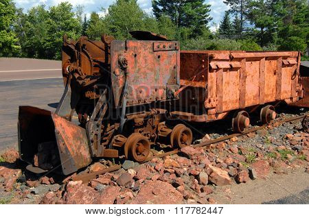 Copper Ore Loader