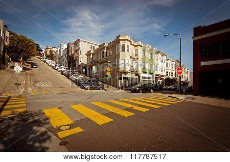 Streets in San Francisco