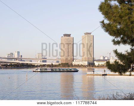 View Of Tokyo Bay, Tokyo