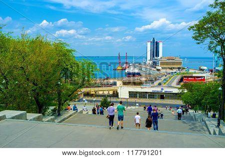 The City Port